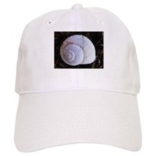 Lightgrey snailshell Baseball Baseball Cap