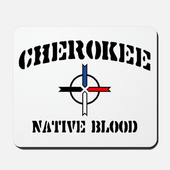 Cherokee Mousepad