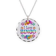 I Love Bingo Necklace