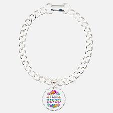 I Love Bingo Bracelet