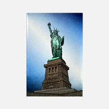 Pop! Statue of Liberty Rectangle Magnet