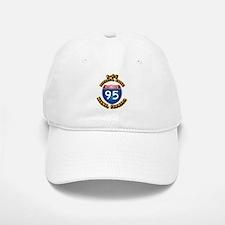 Interstate - 95 Baseball Baseball Cap
