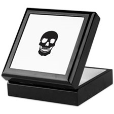 Mr. Skull Keepsake Box