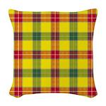 Tartan - Baxter Woven Throw Pillow