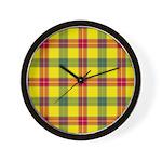 Tartan - Baxter Wall Clock