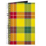 Tartan - Baxter Journal