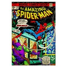 The Amazing Spider-Man (Mercy Of The Green Goblin! Poster