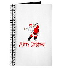 GolfChick Merry Christmas Journal