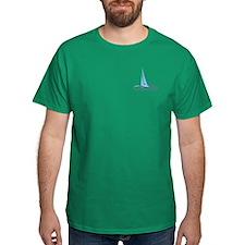 Florida Keys -Sailing Design. T-Shirt