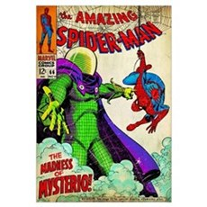 The Amazing Spider-Man (The Madness Of Mysterio!) Poster