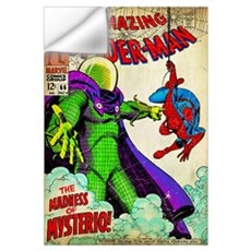 The Amazing Spider-Man (The Madness Of Mysterio!) Wall Decal