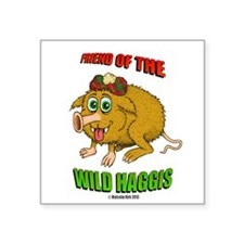Friend of The Wild Haggis Sticker