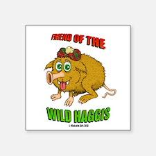 Friend of The Wild Haggis Sticker