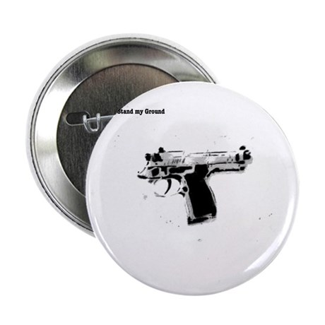 """Stand Your Ground 2.25"""" Button"""