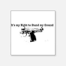 Stand Your Ground Sticker
