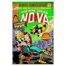 The Man Called Nova Poster