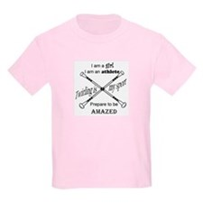 Twirling Athlete T-Shirt