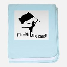 Im with the band CG baby blanket