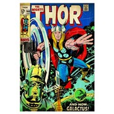 The Mighty Thor (And Now Galactus!)