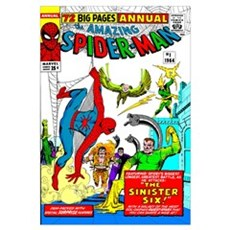 The Amazing Spider-Man (The Sinister Six!) Framed Print