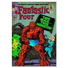 The Fantastic Four (This Man... This Monster) Poster