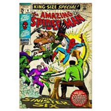 The Amazing Spider-Man (The Sinister Six)
