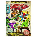 Marvel vintage spiderman Posters