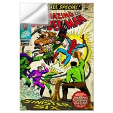 The Amazing Spider-Man (The Sinister Six) Wall Decal