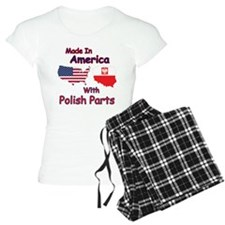 America With Polish Parts Pajamas