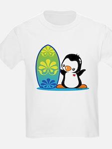Summer Penguin Popo T-Shirt