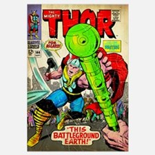 The Mighty Thor (This Battleground Earth!)