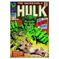 The Incredible Hulk (Big Premiere Issue) Poster