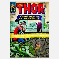 The Mighty Thor (Thunder In The Netherworld!)