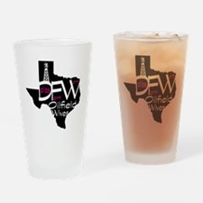 DFW Oilfield Wives Drinking Glass