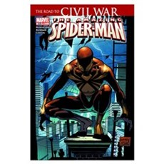 The Road To Civil War The Amazing Spider-Man Poster