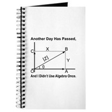 I Didn't Use Algebra Once Journal