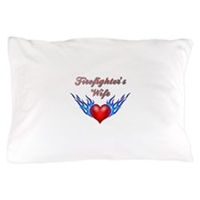 Firefighter's Wife Pillow Case