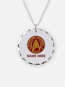 Starfleet Academy Personaliz Necklace