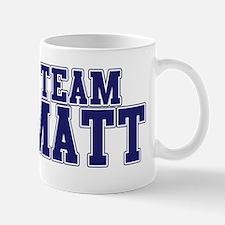 Team Matt Mug