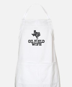 Don't Mess With Texas Oilfield Wife Apron