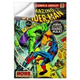 Marvel vintage spiderman Wall Decals
