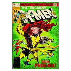 The Uncanny X-Men (Dark Phoenix) Poster