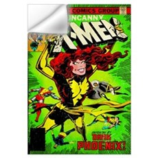 The Uncanny X-Men (Dark Phoenix) Wall Decal