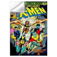 The Uncanny X-Men (In Search Of Mutant X) Wall Decal