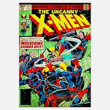 The Uncanny X-Men (Wolverine Lashes Out)