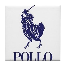 Pollo Tile Coaster