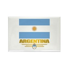 Flag of Argentina Rectangle Magnet