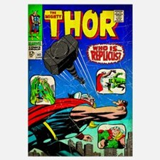 The Mighty Thor (Who Is... Replicus?)