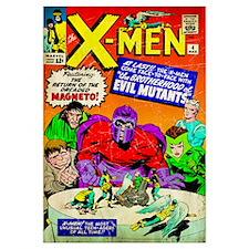X-Men (The Return Of The Dreaded Magneto)