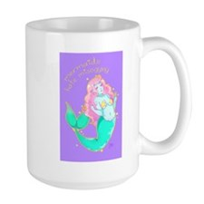 Mermaids Hate Misogyny Mug